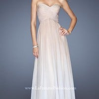 La Femme 20404 | La Femme Fashion 2014 - La Femme Prom Dresses - Dancing with the Stars