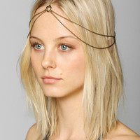 Mixed Chains Goddess Headwrap - Urban Outfitters