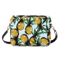 Dead Bolt Pineapple Satchel