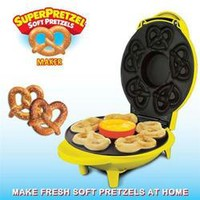 Smart Planet SPM-2 Super Pretzel Maker