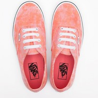 Vans / Authentic in Coral