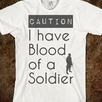 Soldier's Blood