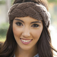 Braid Winter Headband