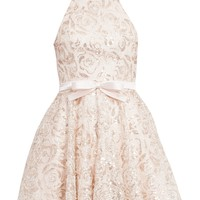 Forever Unique Mimi Lace Dress in Cream