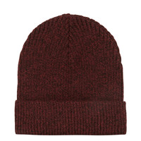 Shorter Turn Up Beanie