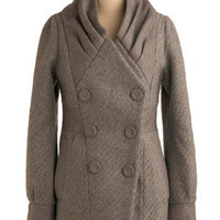 Must Be Fate Coat | Mod Retro Vintage Jackets | ModCloth.com