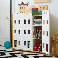 Brownstone Bookcase