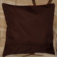 Decorative Vintage Anatolian KİLİM Ceyda Pillow Covers