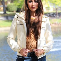 Zendi Leather Jacket