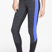 Zella 'Live In - Triple Blocked' Space Dye Leggings | Nordstrom