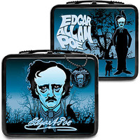 Edgar Allan Poe Lunch Box - PLASTICLAND