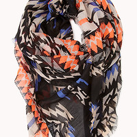Standout Southwestern Print Scarf