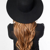 Wool Floppy Hat | American Apparel