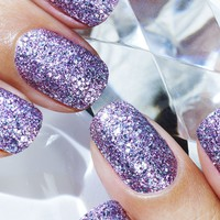 nails inc. 3D Glitter Effect Polish Collection