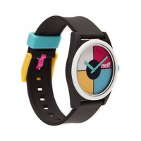 Neff Daily CMYK Color Squares Watch