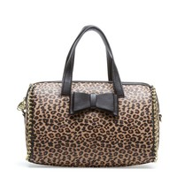 ShoeDazzle Cheetah Babe by Betsey Johnson