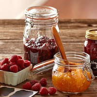 Kilner Clip-Top Jars, Set of 4