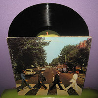 Vinyl Record Album The Beatles - Abbey Road LP 1969 Rock Classic of the World