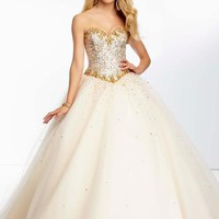 Mori Lee 95051 Prom Dress - PromDressShop.com