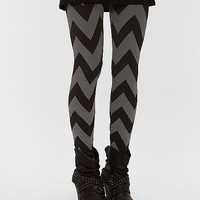 ShoSho Fashion Chevron Legging