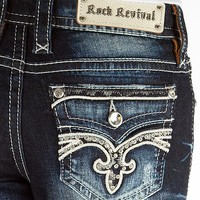 Rock Revival Ruella Skinny Stretch Jean