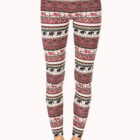 Elephant Parade Leggings