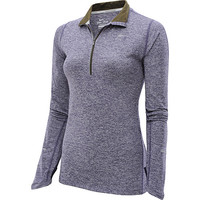 NIKE Women's Element Half-Zip Running Top