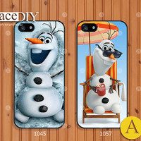 Disney frozen, Phone cases, iPhone 5 case, iPhone 5s case, iPhone 5c Case, iPhone 4 case, iPhone 4s case, Cover Skin, frozen--A04