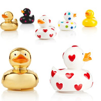 Ducky Lip Balm - Gold, Dotty, Star, Classic and Heart Ducky