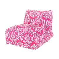 Printed Bean Bag Lounge Chair
