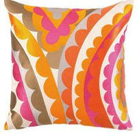 Trina Turk Vivacious Pillow  - Pillows - Bedding