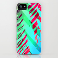 Cool Tropicana iPhone & iPod Case by Ally Coxon