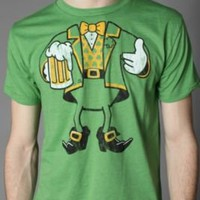 UrbanOutfitters.com > Solid Threads I'm The Leprechaun Tee