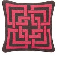 Trina Turk Shanghai Links Pillow - small  - Pillows - Bedding