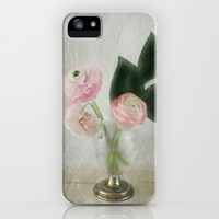 Ranunculus - JUSTART © iPhone & iPod Case by JUSTART