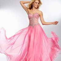 Mori Lee 95070 Prom Dress - PromDressShop.com