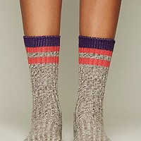 Free People Womens League Ankle Sock -