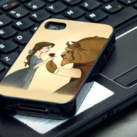 Disney Beauty And The Beast -iPhone 4/4s, iPhone 5, Samsung Galaxy s3 i9300, Samsung Galaxy S4