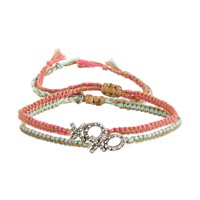 XO Friendship Bracelet 2-Pack