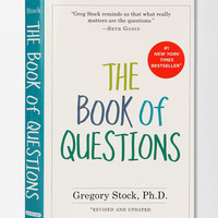 The Book Of Questions By Gregory Stock Ph.D. - Assorted One