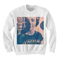 5SOS Sweatshirt Shirt - Ashton Irwin Shirt - 5SOS Sweater - 5 Seconds of Summer - Fan0030 Ashton Irwin Recording