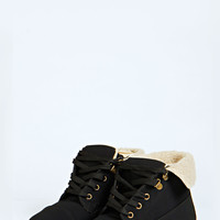 Beth Fur Trim Boot