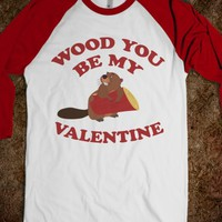 WOOD YOU BE MY VALENTINE