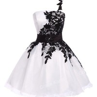 2014 Sexy Lace Evening Gown Prom Ball Cocktail Party Wedding Bridal Formal Dress