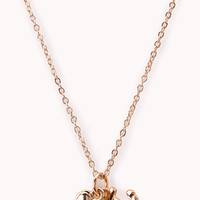 Out At Sea Pendant Necklace
