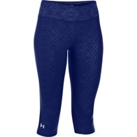 Under Armour Women's HeatGear Sonic Printed Capris