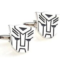 Optimus Prime  Transformer Cufflinks  Autobots  by eyeseevintage