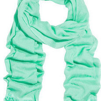 Crumpet | Cashmere and silk-blend scarf | NET-A-PORTER.COM