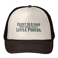 Every Old Fart Was Once Just A Little Pooter