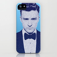 Justin Timberlake iPhone & iPod Case by Hands In The Sky